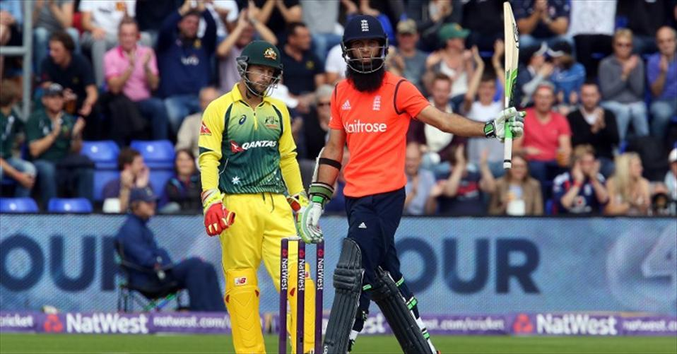England squeeze out a dramatic five-run win