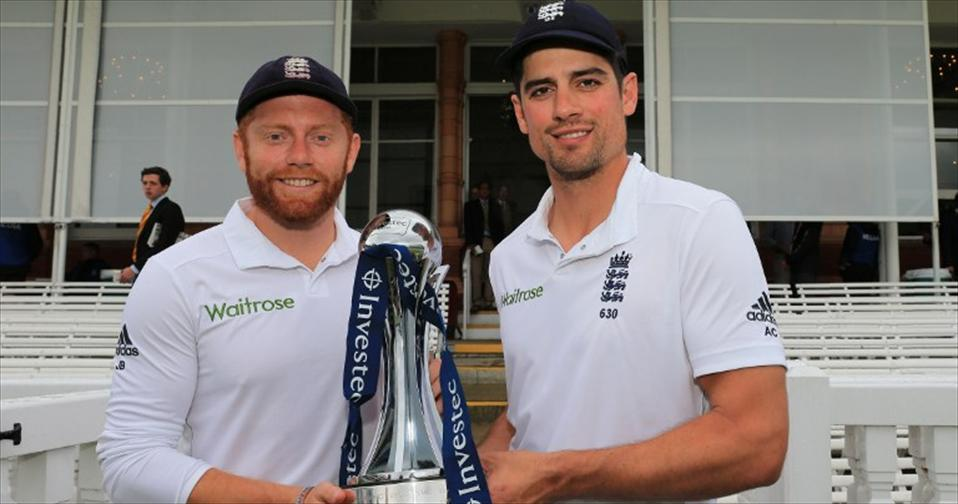 England take Test-series winning two out of three