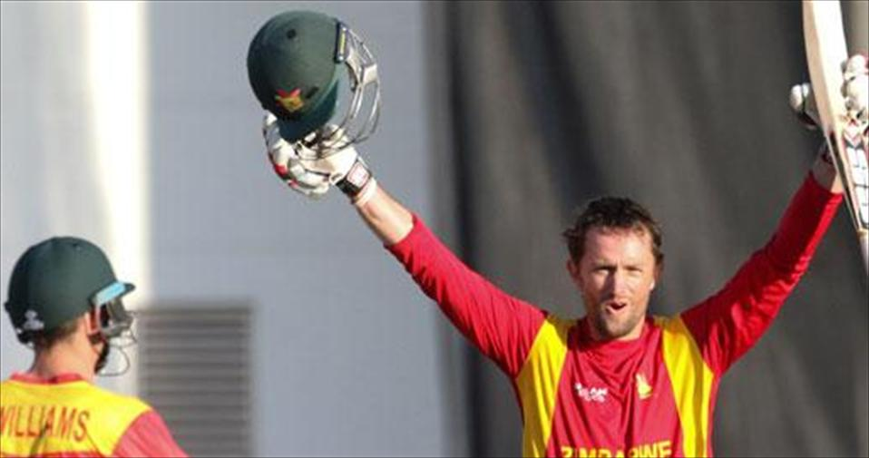 Ervine Ton sets up Series win for Zim