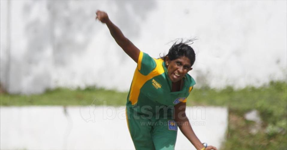 Eshani's century secures easy win for Wayamba