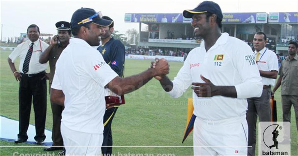 Farewell Test of Great Mahela begins at the SSC