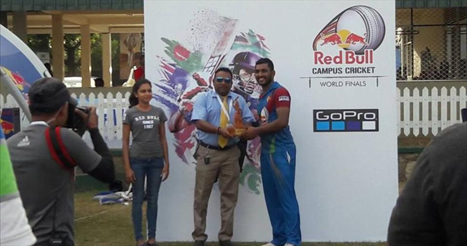 Fifth World Finals of Red Bull Campus Cricket kick starts in Colombo