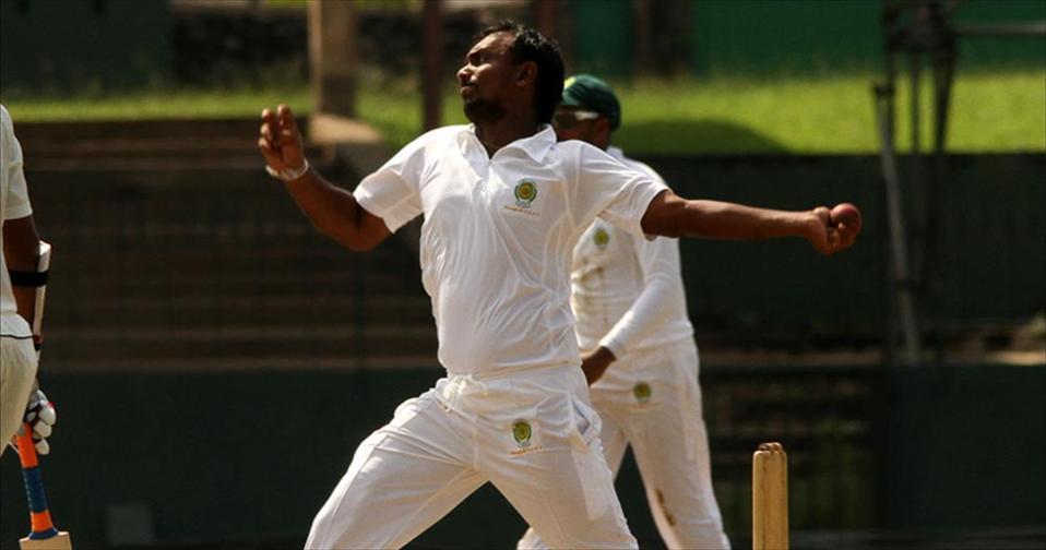 Galle CC make strong case against Army