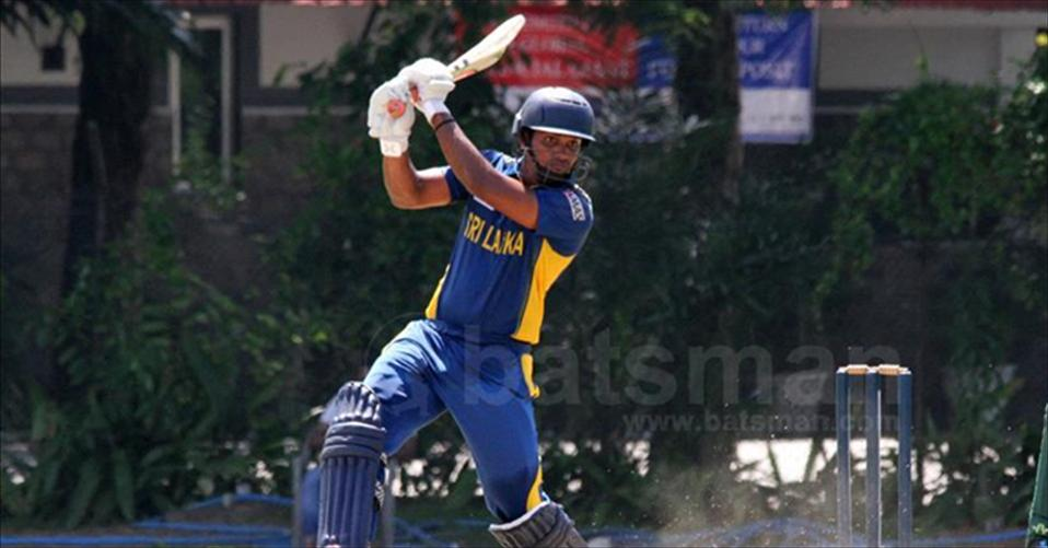 Gamage takes hat-trick in big win