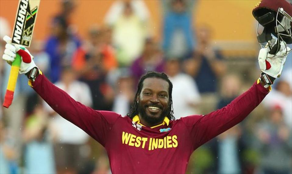 Gayle signs up for Pakistan Super League