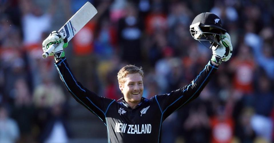 Guptill makes the highest World Cup score ever