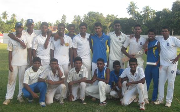 Gurukula won by 7 wickets