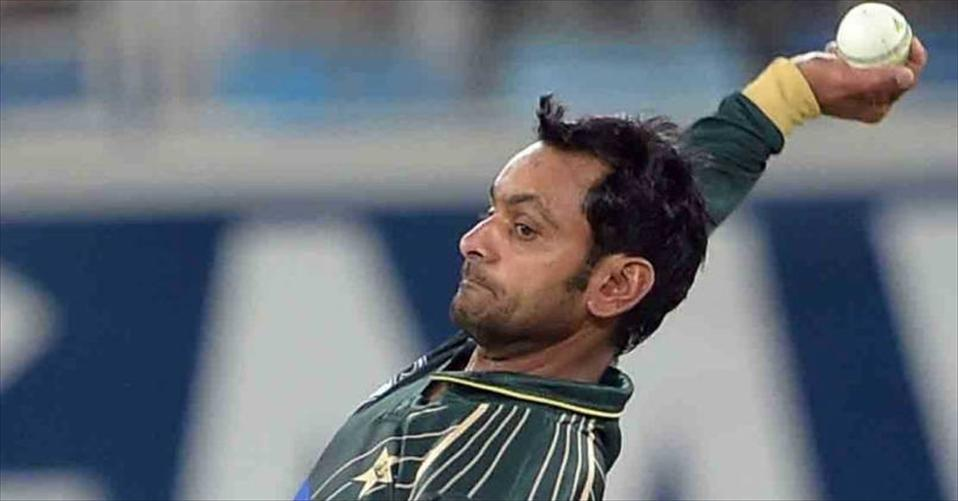 Hafeez to miss third Test against Sri Lanka