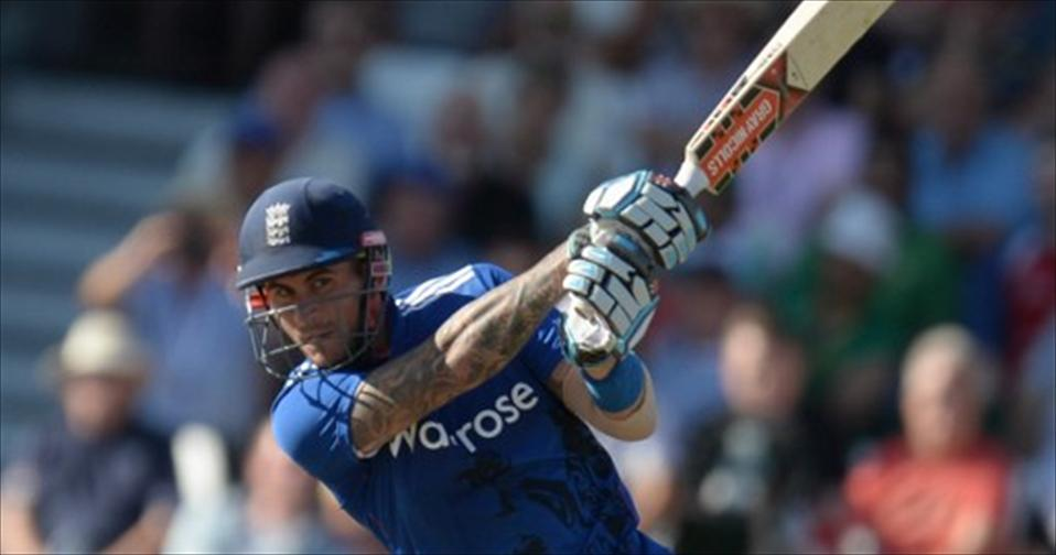 Hales-powered 444 of England supersedes Lankans record for highest ODI total