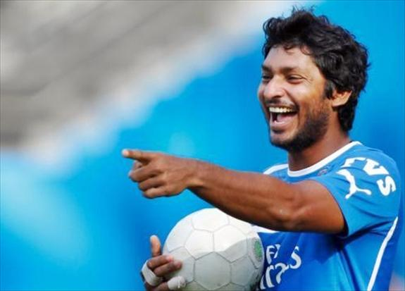 Happy Birthday Sanga