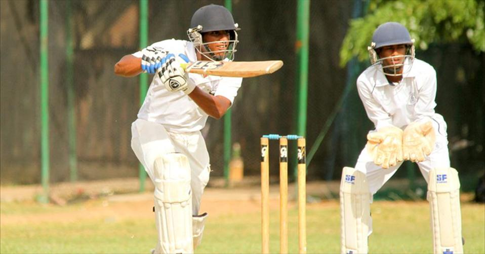 Heshan and Pathum steer Isipathana to quarters