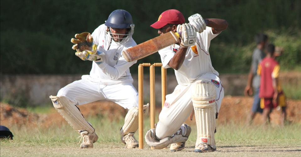 High scoring DSS-Ananda match ends in no result