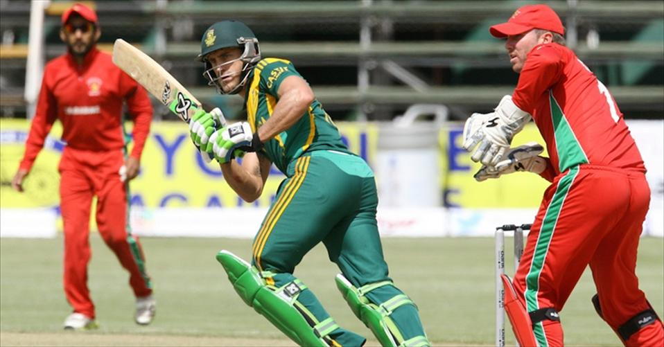 Hosts out as South Africa win decisive tussle