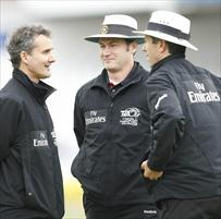 ICC announces umpires and officials for World Cup 2015