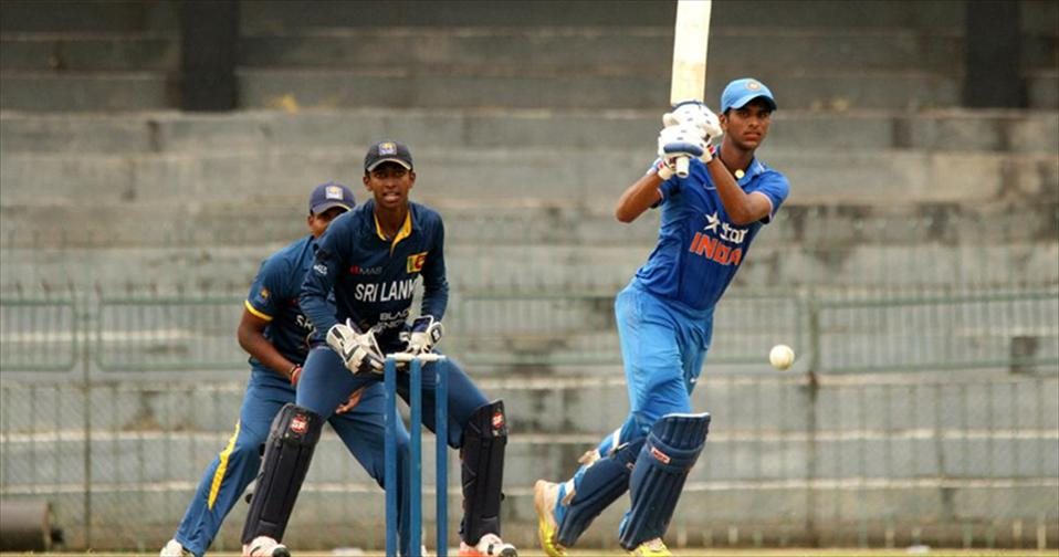 India U19 beat SL U19 to make it four in a row