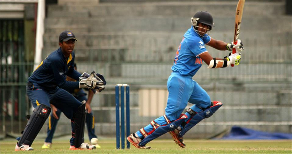 India U19 easily clinch Tri-Nation championship