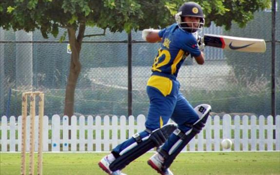 India U19 edge out SL U19 in a thriller