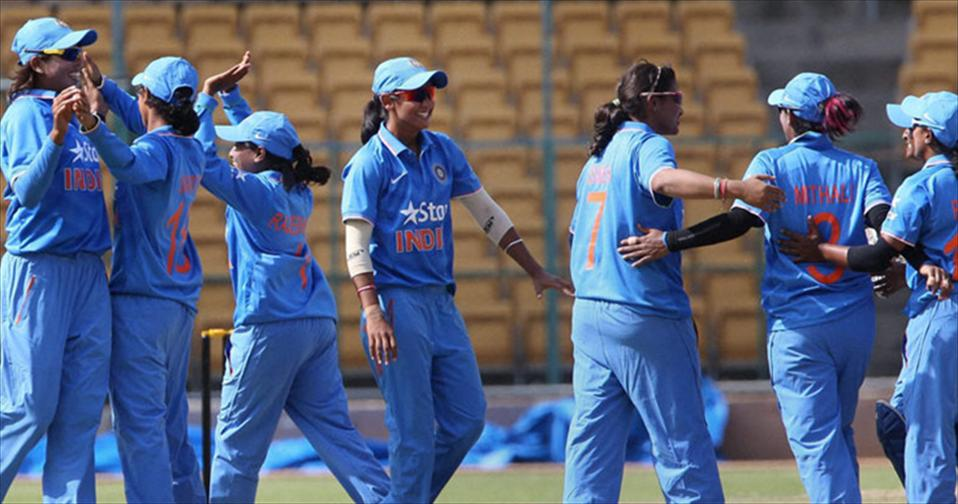 India Women clean sweep SL in the T20I series
