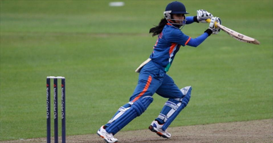 India Women secure series with ease