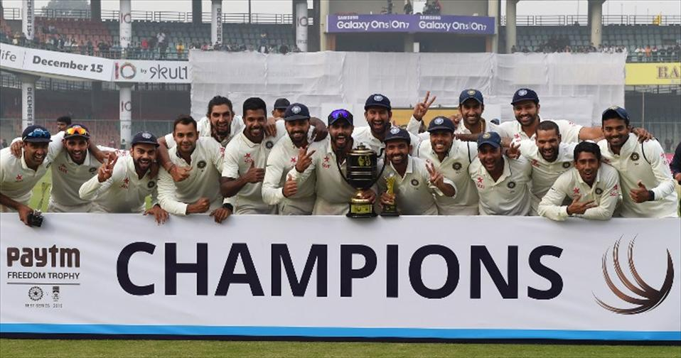 India beat SAs solid defence to win final Test
