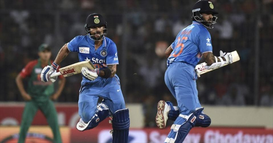 India clinch Asia Cup after a classy chase