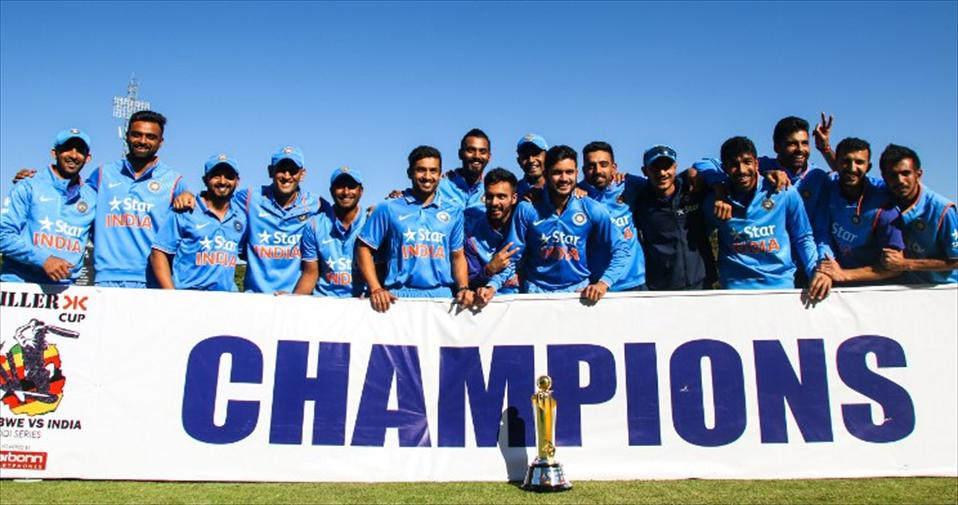 India complete a whitewash with little resistance from Zimbabwe