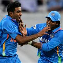 India pick three spinners for World Cup