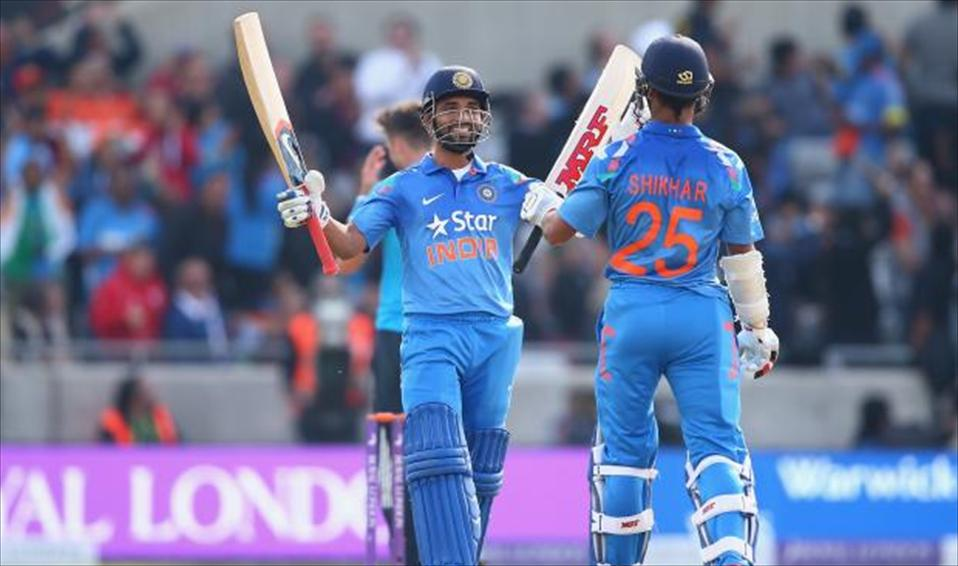 India rout Sri Lanka with a crushing win