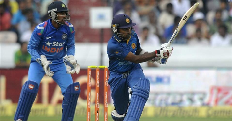 India secure the series despite Mahelas ton