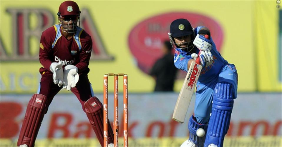India take the series as West Indies pull-out
