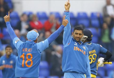 India through to final with ease