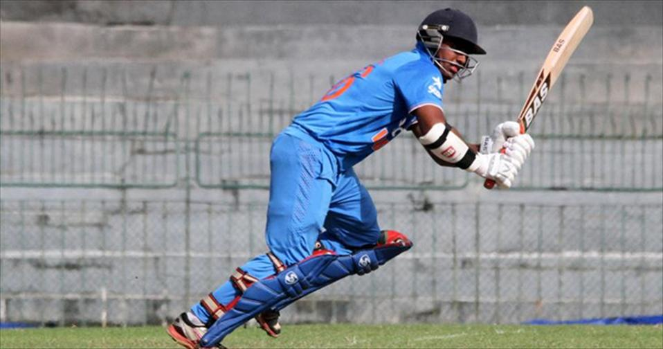 India triumphant in U19 Tri-Nation opener