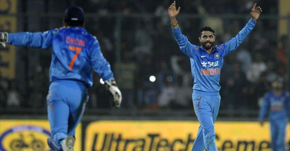 India win 2nd ODI to break WIs winning approach