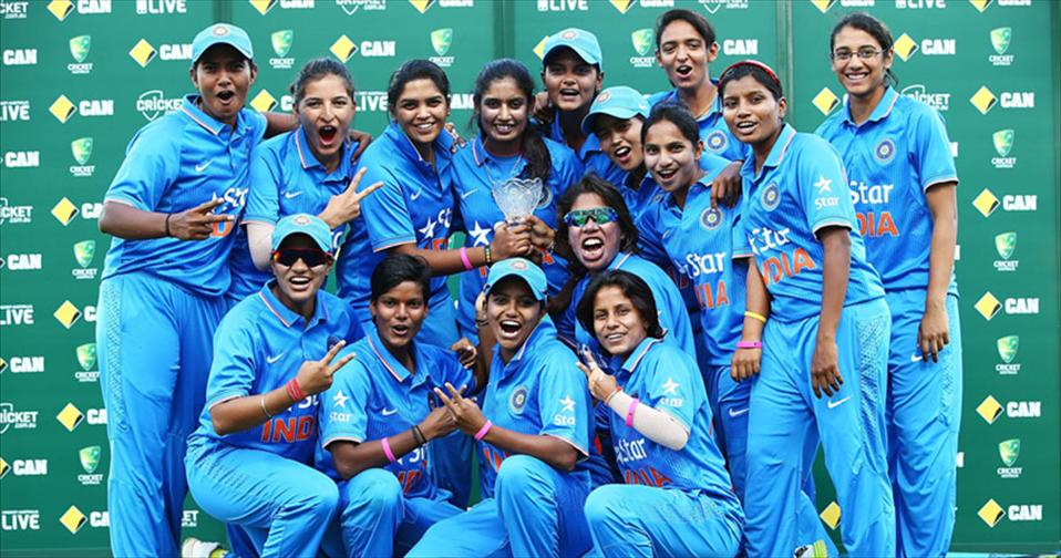 Indian Women seal series with a crushing Win