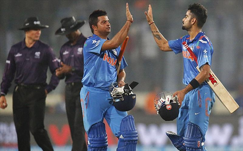 Indians victorious on day 1 of ICC WT20