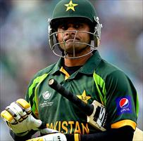 Injured Hafeez ruled out of World Cup