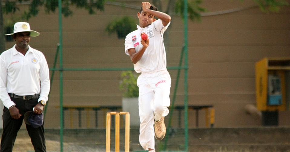 Innings Win for Josephs against Mahanama