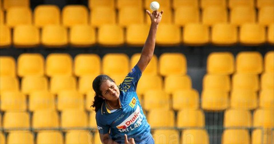 Inoka claims first womens hat-trick for SL
