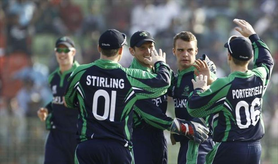 Ireland & Scotland book 2016 World T20 spots