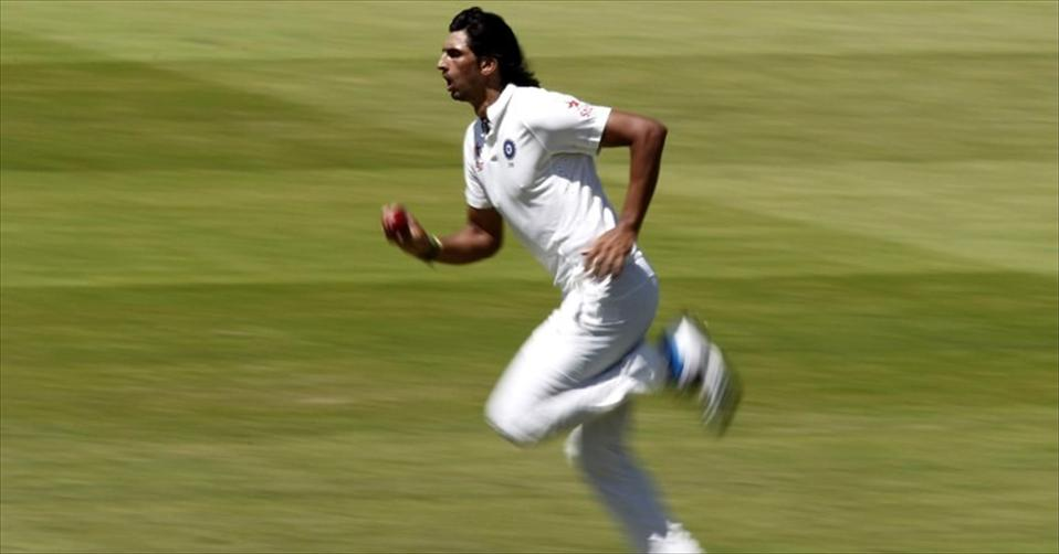 Ishant Sharma leads India to a dramatic win