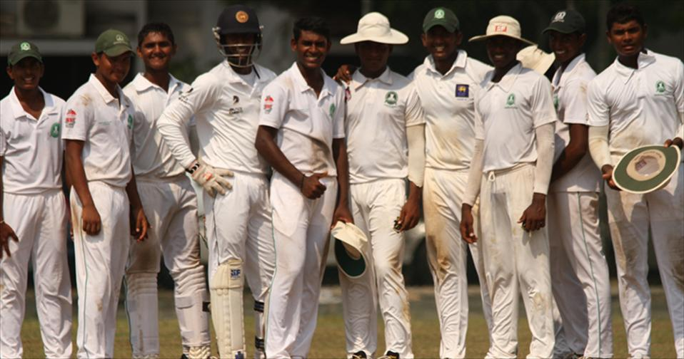 Isipathana play quality cricket with full of excitement