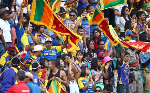 Just a win is sufficient for Sri Lanka