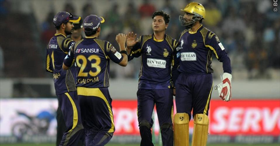 KKR secure a semi final prospect in CLT20