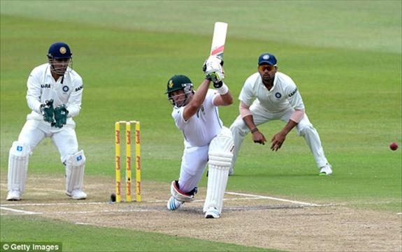 Kallis finishes his career with a century