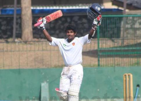 Kaushal Silva excels with a century