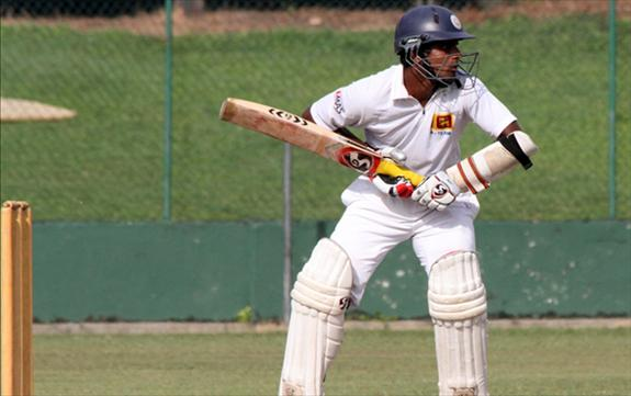 Kaushal Silva hammers another century