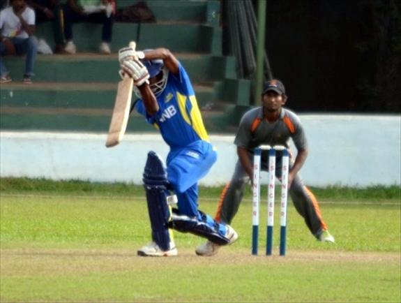 Kaushal's ton in vain as HNB 'A' win