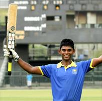 Kaveen steers Sri Lanka to series victory