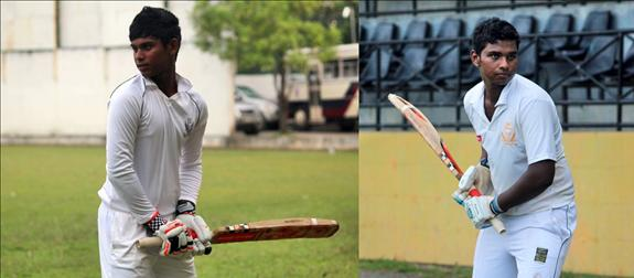 Kavin and Thimila score tons in a big opening stand