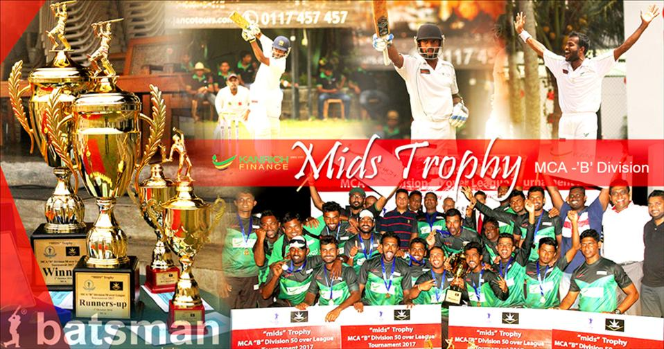 Kavindu shines as Kanrich claims MCA B Title